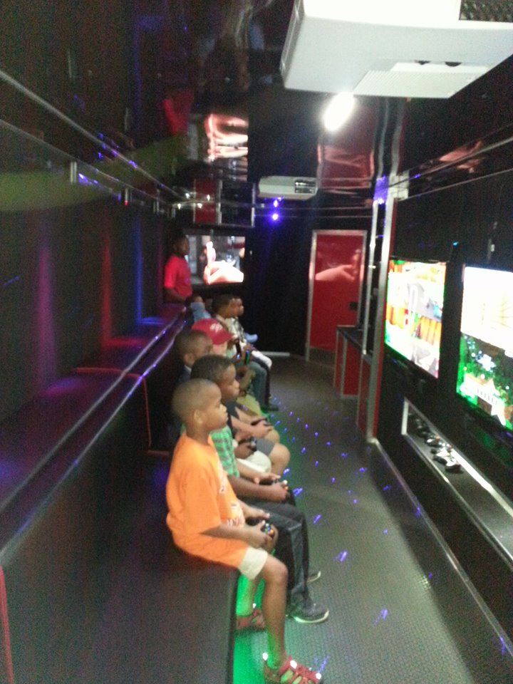 About Xtreme Fun On Wheels Atlanta Game Truck Amp Laser Tag