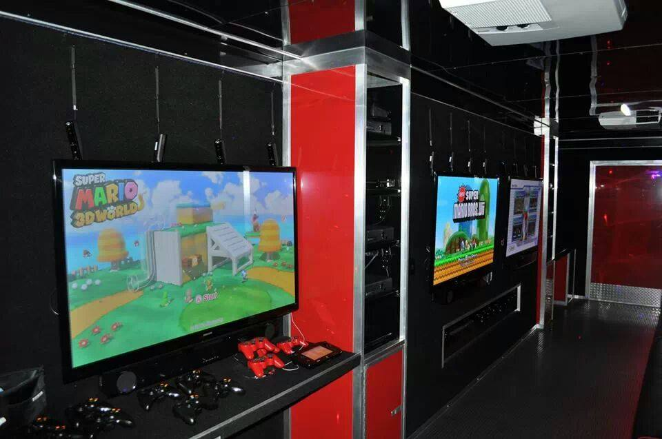 Atlanta Birthday Party Idea Video Game Truck Amp Laser Tag
